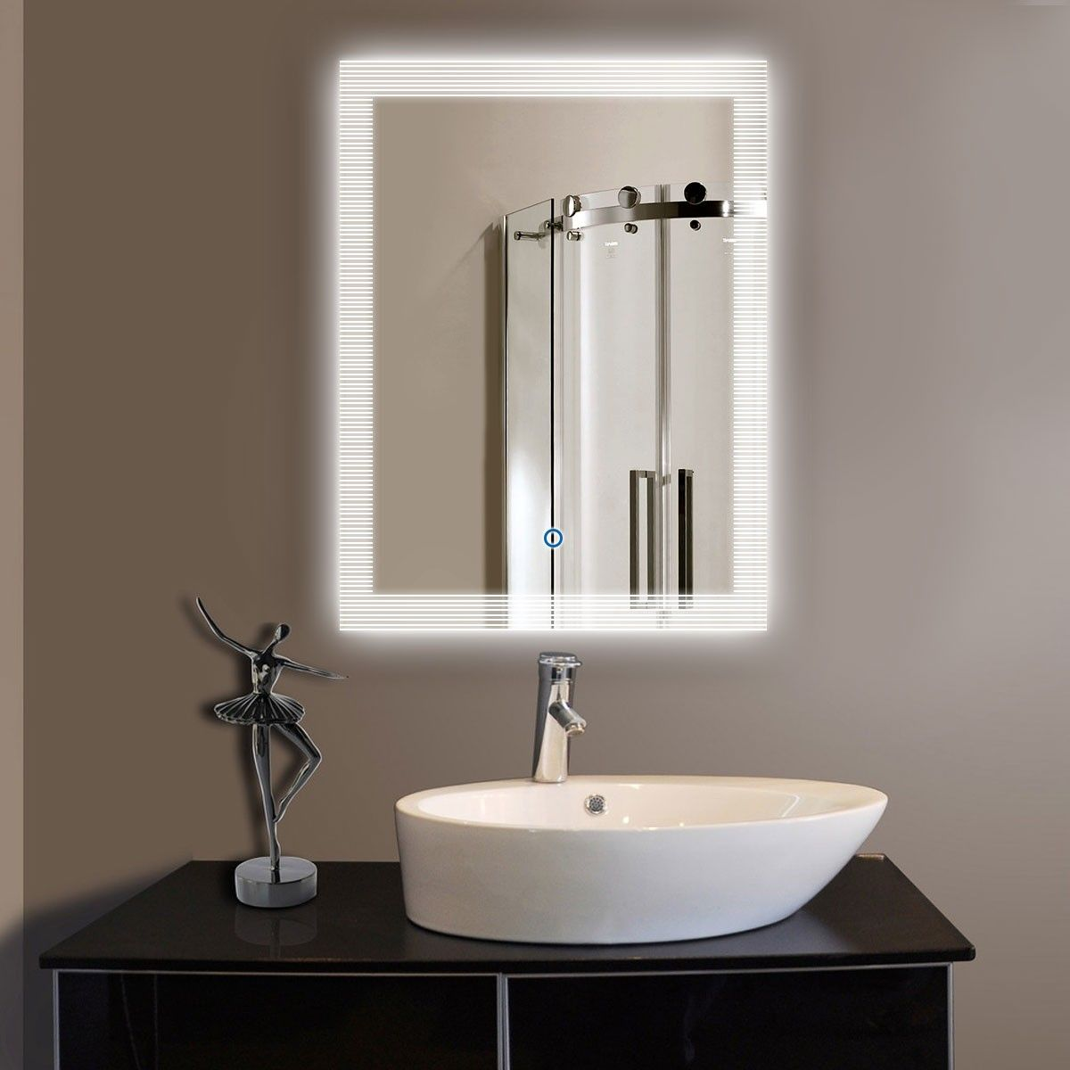 Best Of Small Bathroom Wall Mirror