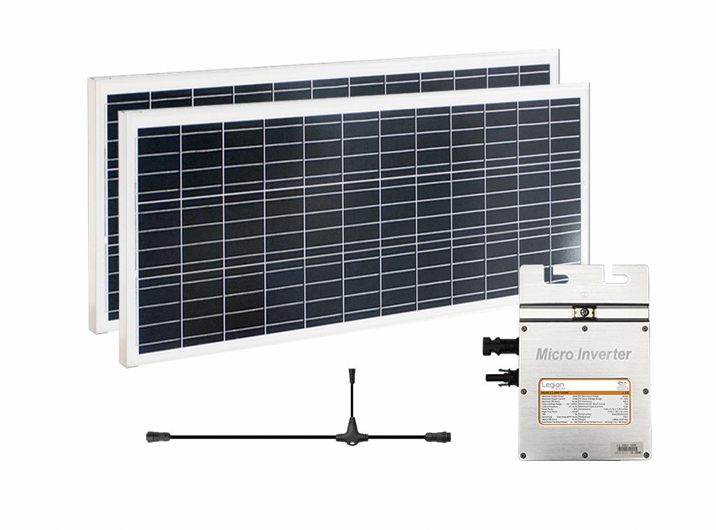 Legion Solar Expansion Set 120vac Solarpanels Solarenergy Solarpower Solargenerator Solarpanelkits So In 2020 Solar Power Panels Best Solar Panels Solar Energy Panels
