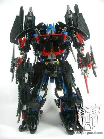 Lego Optimus