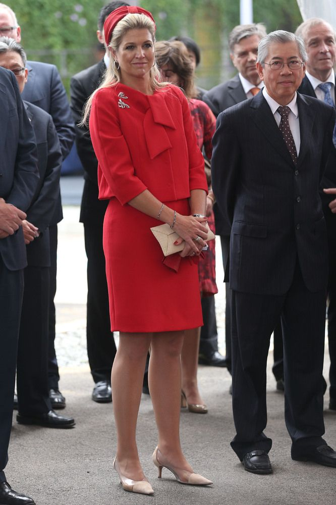 Queen Maxima Is The Belle Of The Ball At Her Brother's Wedding