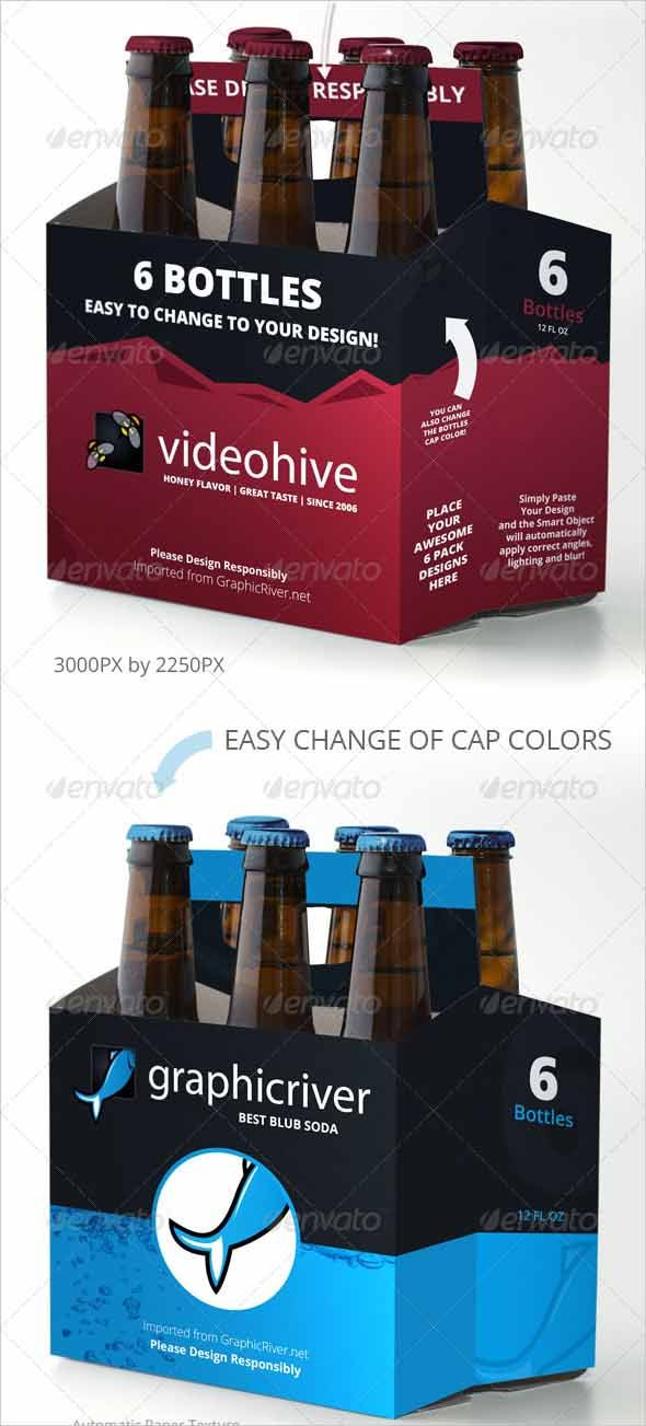 Download Search 100+ Free Photo Realistic Beer Bottle Mockups (New ...