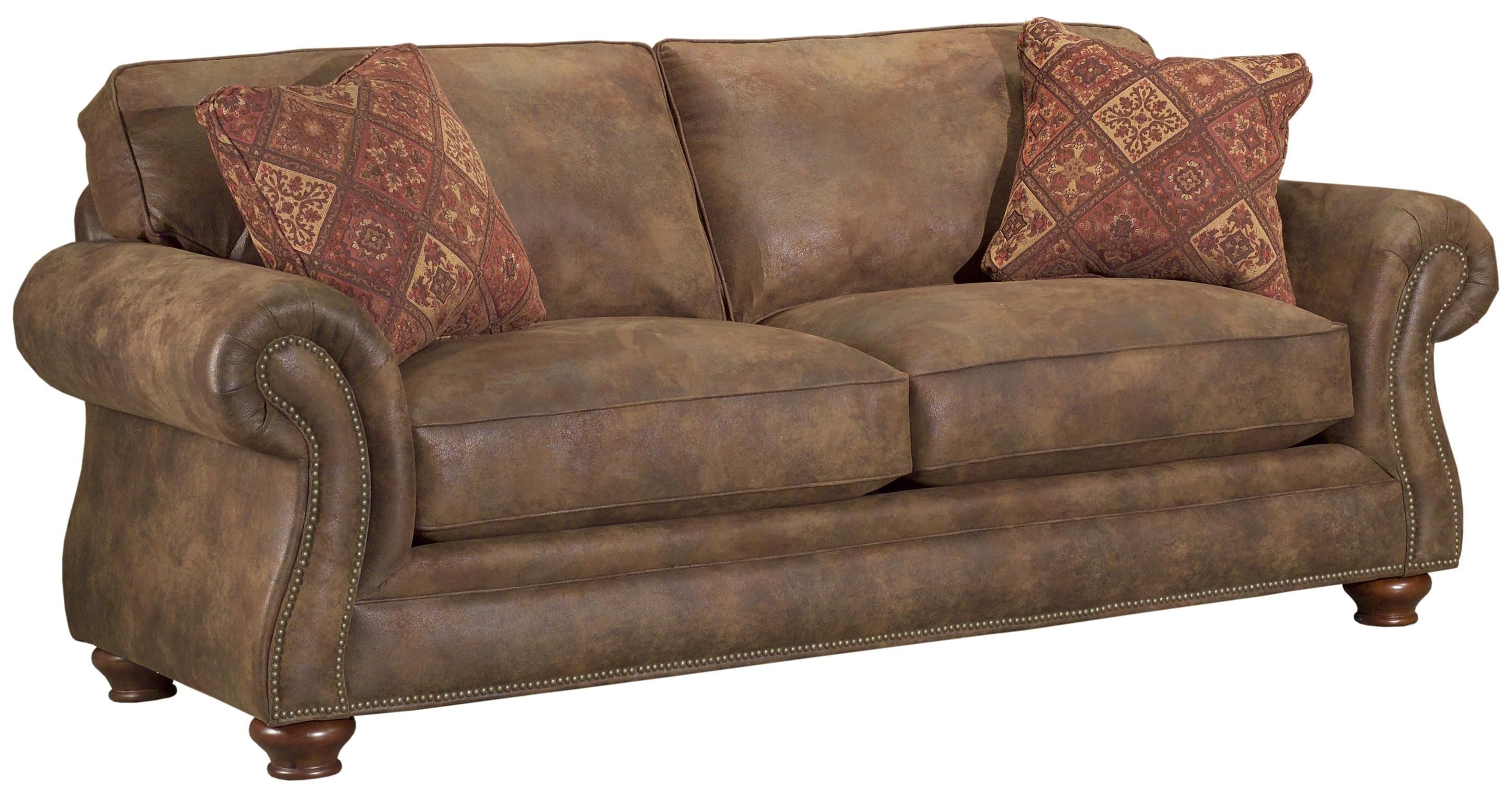 Incredible Laramie Sofa Sleeper With Nail Head Trim By Broyhill Forskolin Free Trial Chair Design Images Forskolin Free Trialorg