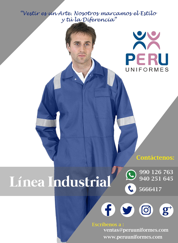 fc13f80b5 PERU UNIFORMES Los uniformes Industriales