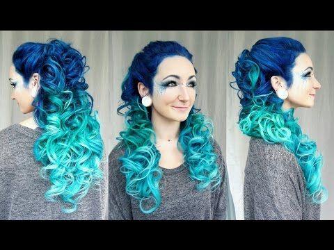 031a47b613c WATERFALL OMBRE HAIR - Tutorial by Cira Las Vegas - YouTube