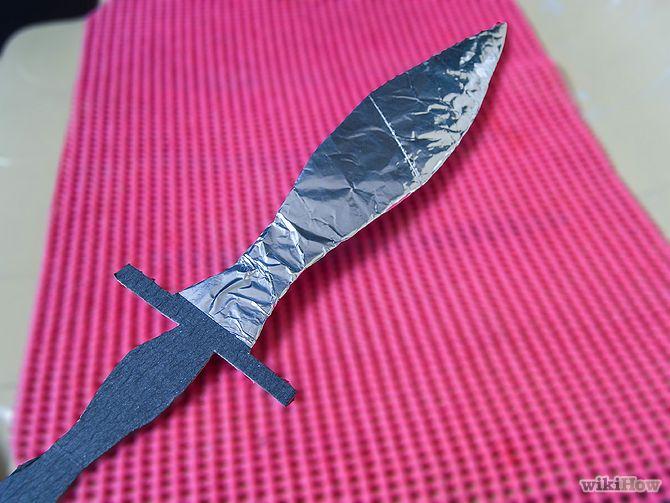 How to Make a Model Greek Sword (Xiphos)   Greek sword ... Xiphos Greek Sword History