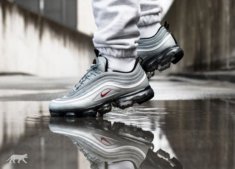 newest collection 1ff01 73c32 Der Nike Air Vapormax 97 Silver Bullet. Für uns bisher der beste Hybrid.  Release