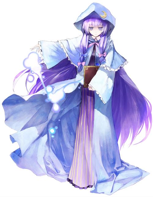 akira banpai touhou character patchouli knowledge アニメイラスト キャラクターデザイン アートのアイデア