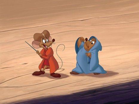 Awesome Animated Movie Sidekicks