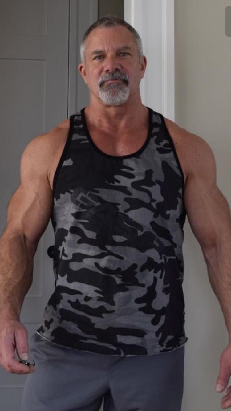 pinmy favorite musclemen on kenneth sloan | pinterest | mature