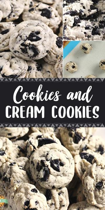 Cookies Cream Cookies Cookies N Cream Cookies Cookies And Cream Oreo Cookies