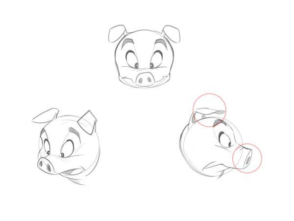 Cartoon Fundamentals: The Secrets in Drawing Animals