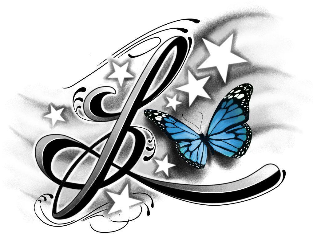 Butterfly star tattoo designs - Butterfly Tattoos Ideas Tattoos Pinterest Tattoo Designs Tattoo And Butterfly Tattoo Designs