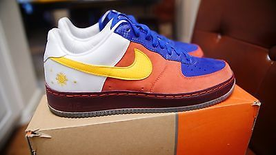 Nike Air Force 1 Philippines Filipino Inside Out NO RESERVE yeezy supreme