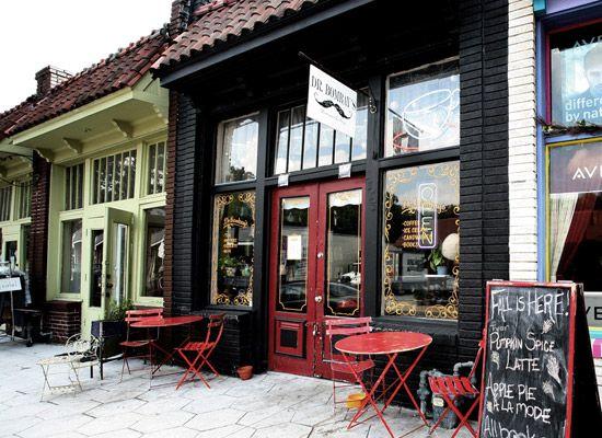 Dr Bombay S Underwater Tea Party Funkiest Coffee House In Atlanta Tea Shop Atlanta Homes Bombay