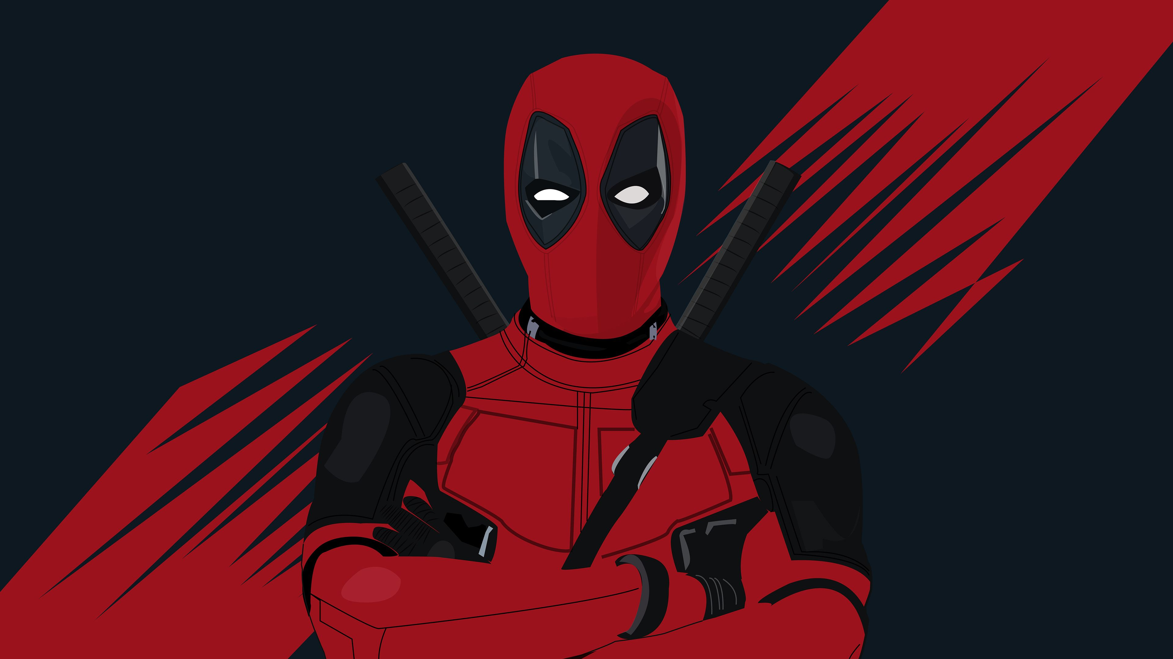 4k Deadpool Minimal 2019 Superheroes Wallpapers Hd Wallpapers Digital Art Wallpapers Deadpool Wall Deadpool Wallpaper Deadpool Hd Wallpaper Deadpool Artwork