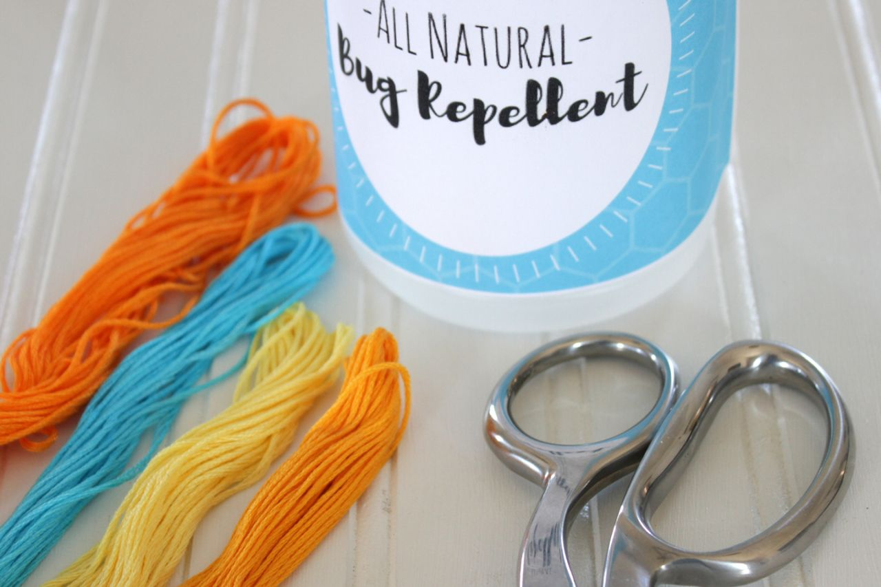 Easy To Make Mosquito Repellent Bracelet A One Minute Diy