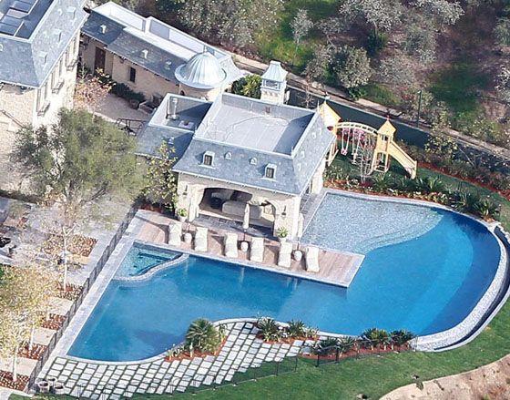 Tom Brady And Gisele Bundchen S 20 Million Dream Home Hollywood