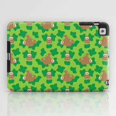 Stanley Sloth iPad Case by Joanne Paynter - $60.00