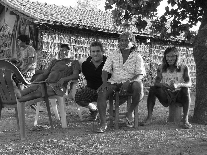 Maranhão Brazil, close to Imperatriz Kriatini Tribe