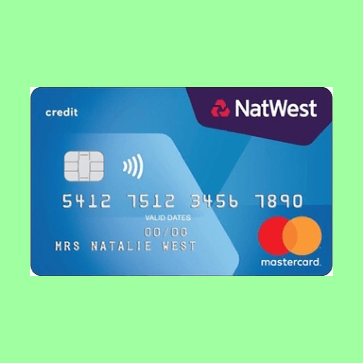 Natwest Reward Credit Card The Point Calculator Rewards Credit Cards Credit Card Points Credit Card