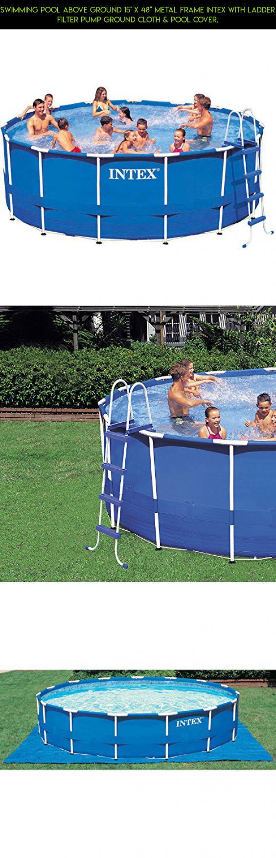 Swimming Pool Above Ground 15\' x 48\