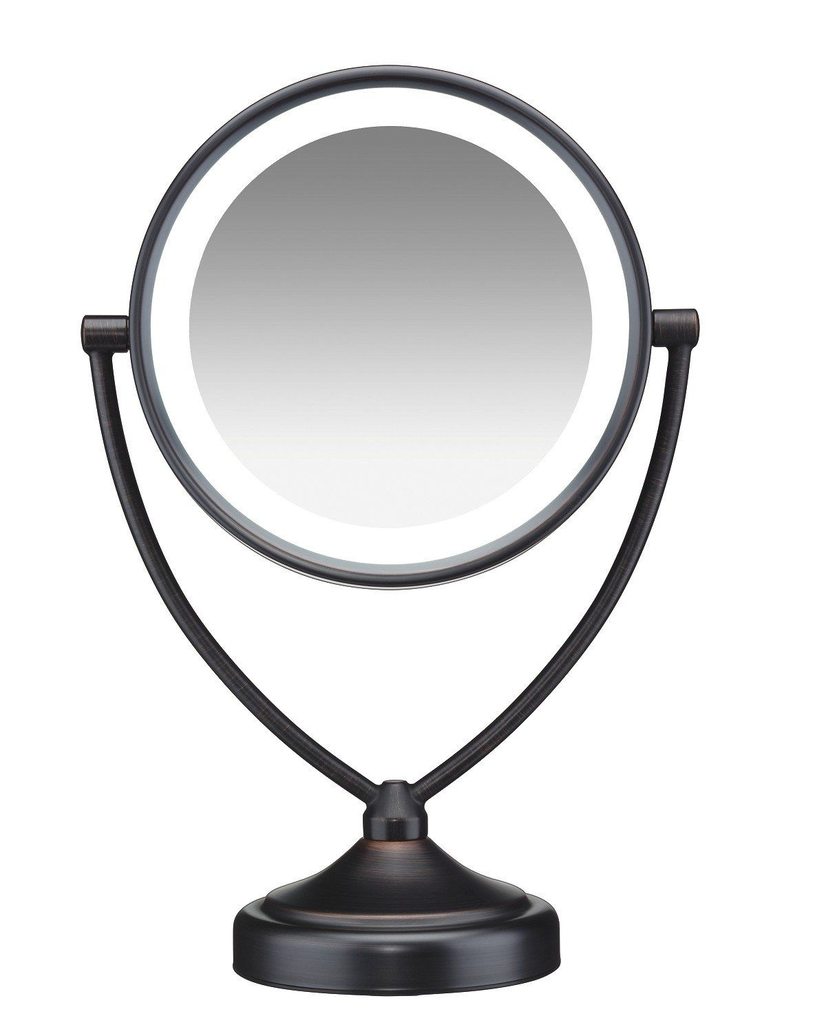 Conair Natural Daylight Doublesided Lighted Makeup Mirror Lighted
