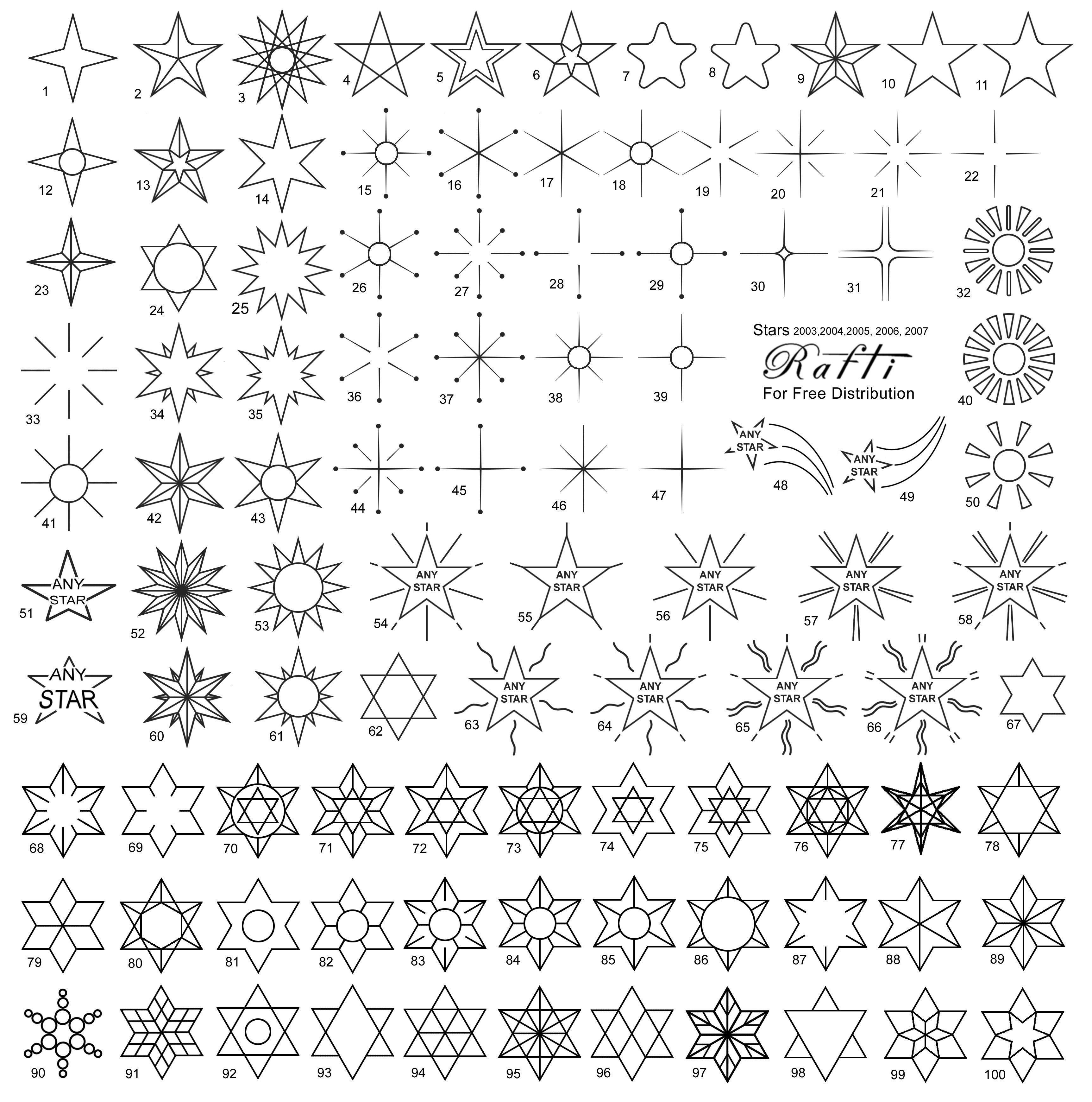 Cómo hacer un tatuaje de estrellas | Tatuajes, Tatuaje de estrellas ...