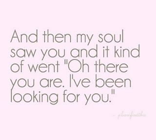 i\'ve been looking for you (: | Life\'s Message\'s | Quotes ...
