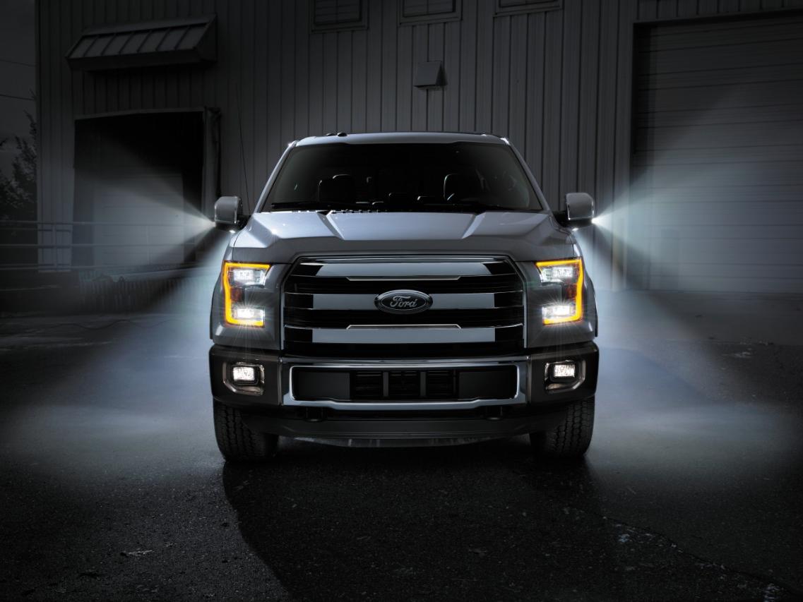 F 150 Leads In V6 Sales For Light Duty Pickup Trucks Car Ford