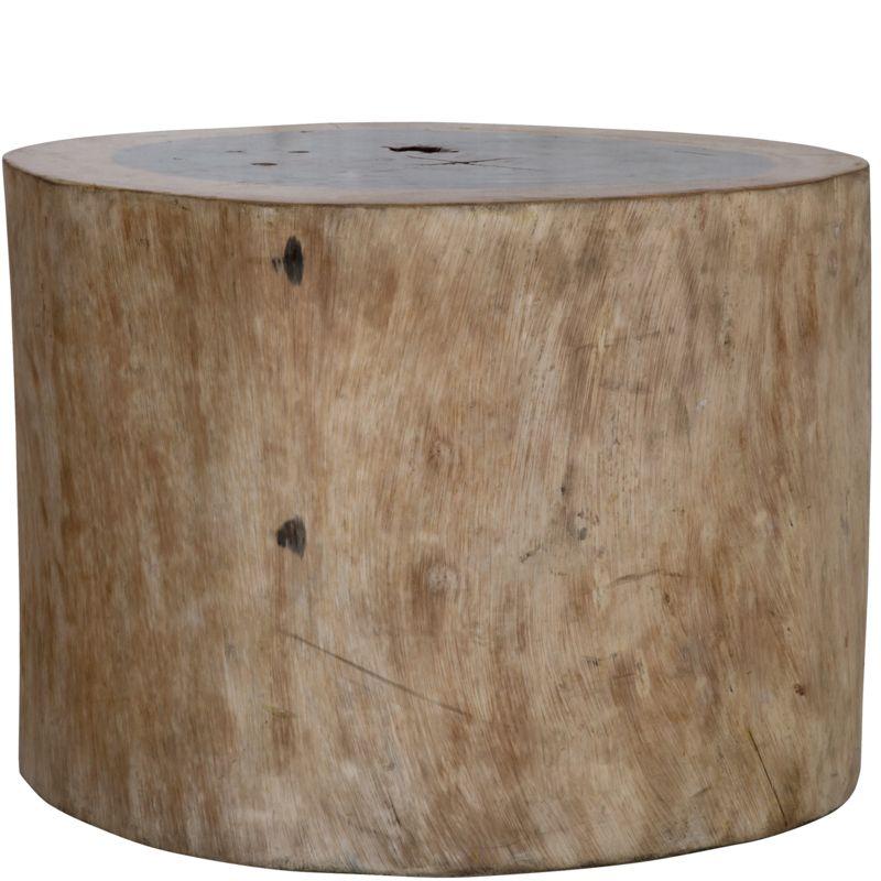 Munggur Tree Trunk Coffee Table modern house Pinterest Tree