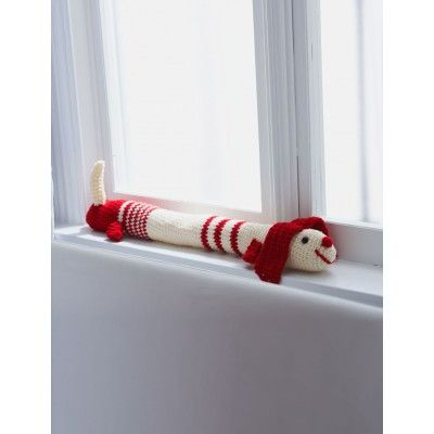Crochet Draft Stoppers/Draught Excluders – 7 free patterns – Grandmother's P...