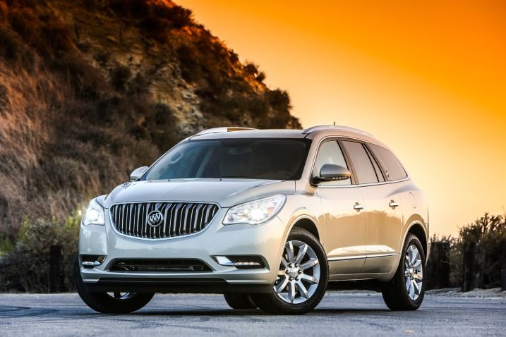 Buick Enclave In Pearl Quite Possibly My Next Car Buick Enclave Best Midsize Suv Buick