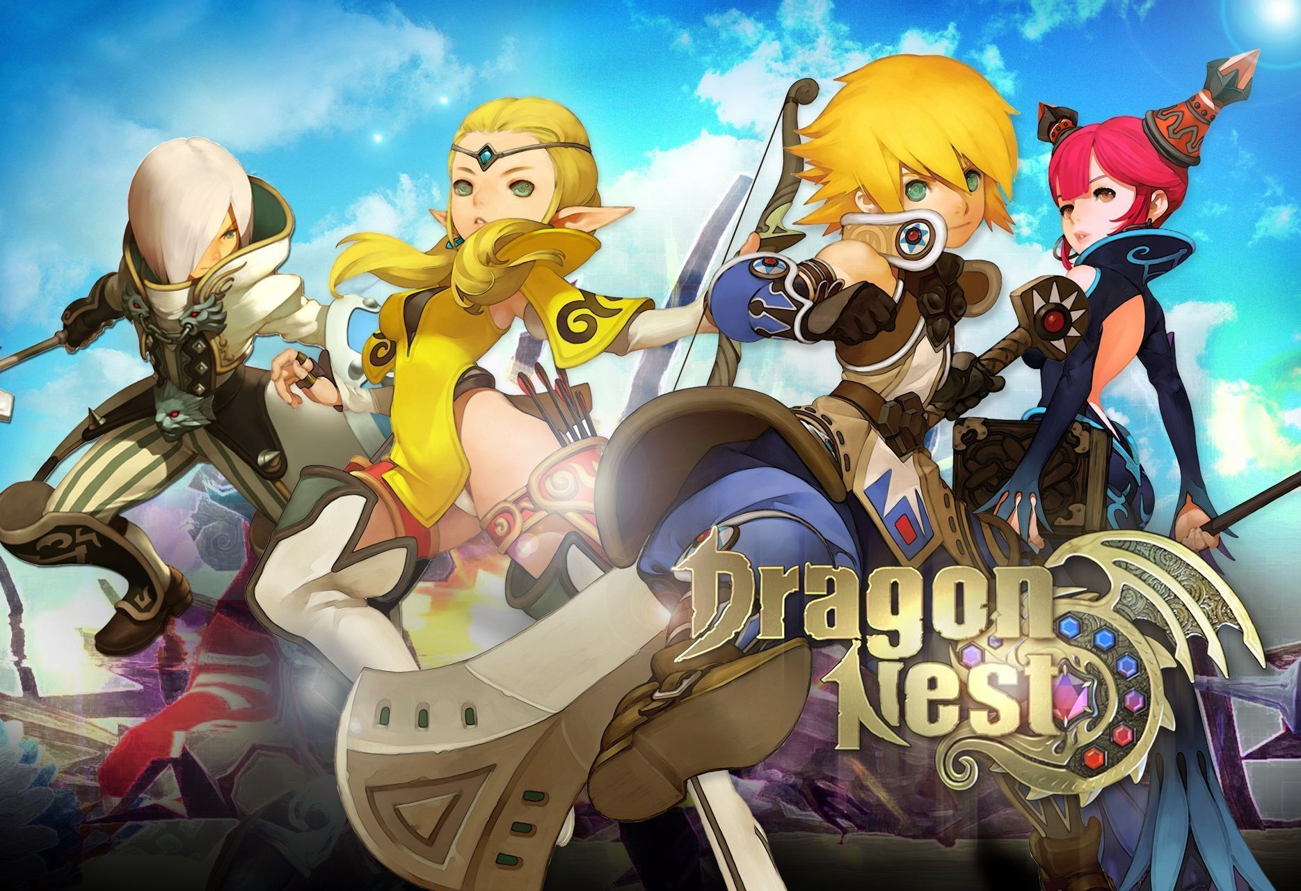 dragon nest wallpaper Android Pinterest