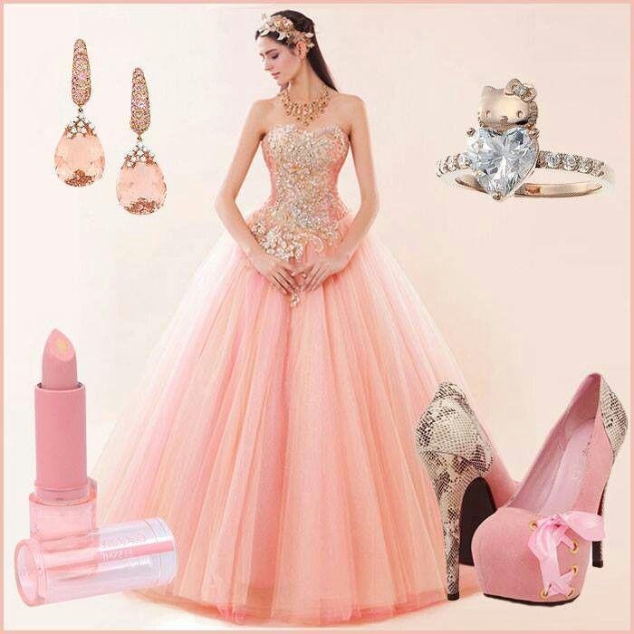 So fairytale! | mis vestido quinceaños | Pinterest