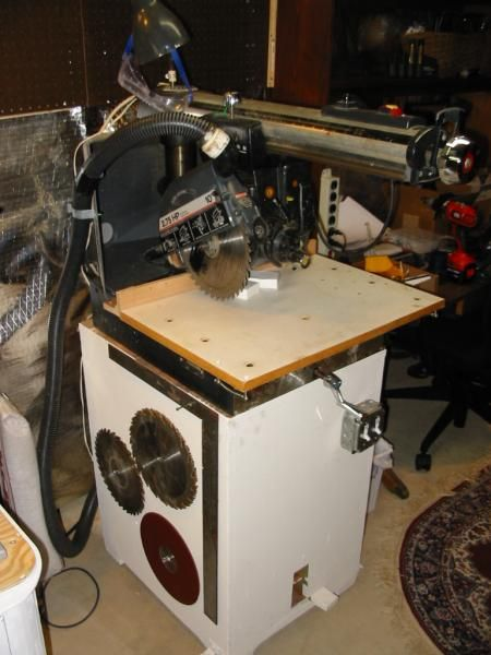 Need Replacement Parts For Craftsman Radial Arm Saw Model