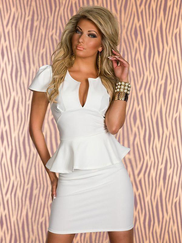 Olcsó ruha rendelés online. A szexi peplum ruha most csak 4.495 Ft-ért  rendelhető az Axadion női divat ruha webshopban 987534bcf0