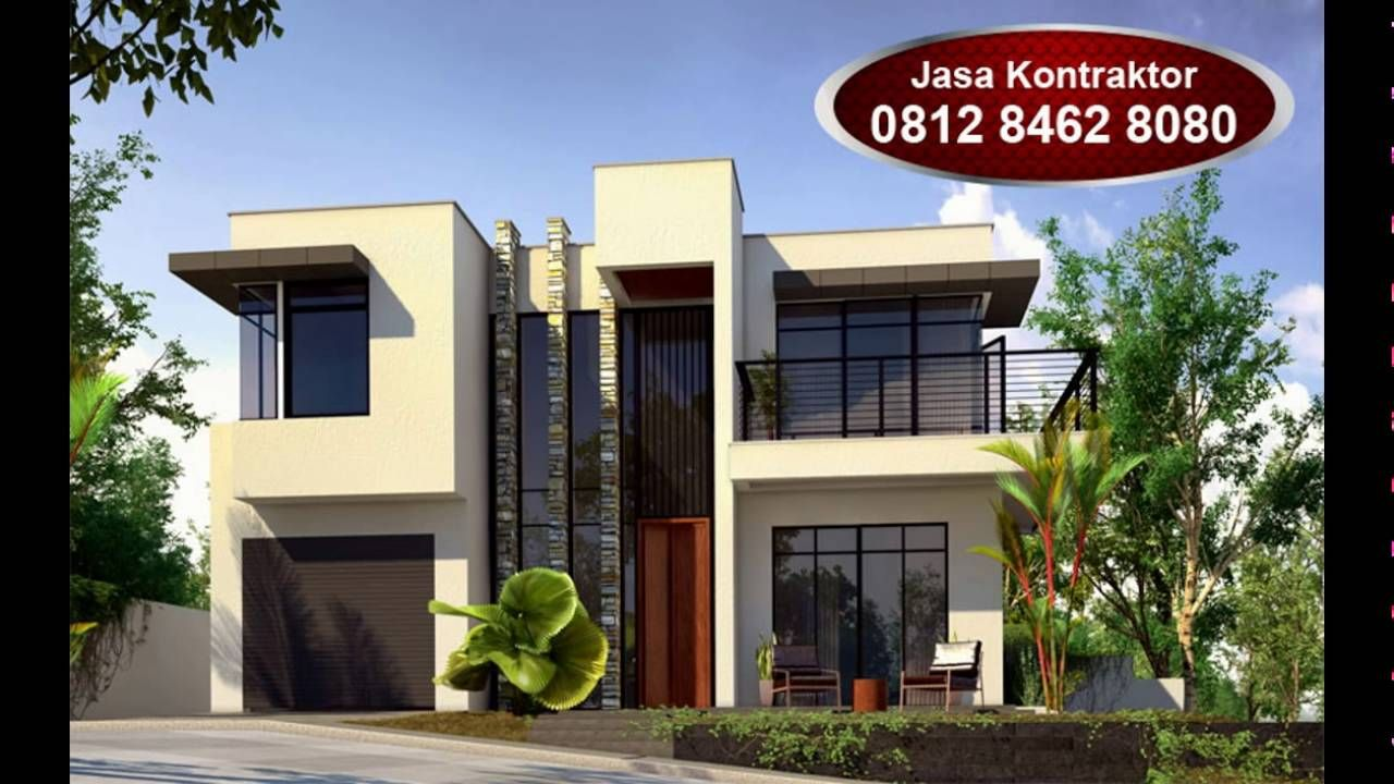 This modern house design defines the demand of modern architecture which can be built in a lot area of 139 m² the first floor level has a floor area of 70