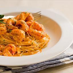 Crawfish and Pasta