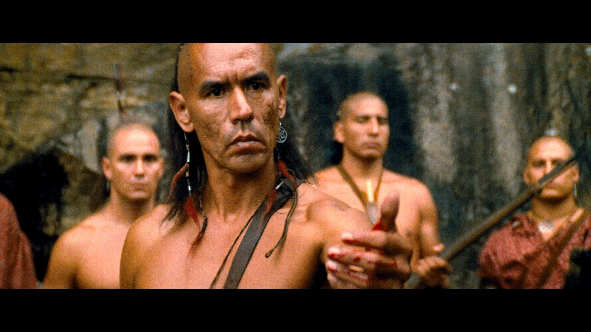 last of the mohicans action adventure drama native