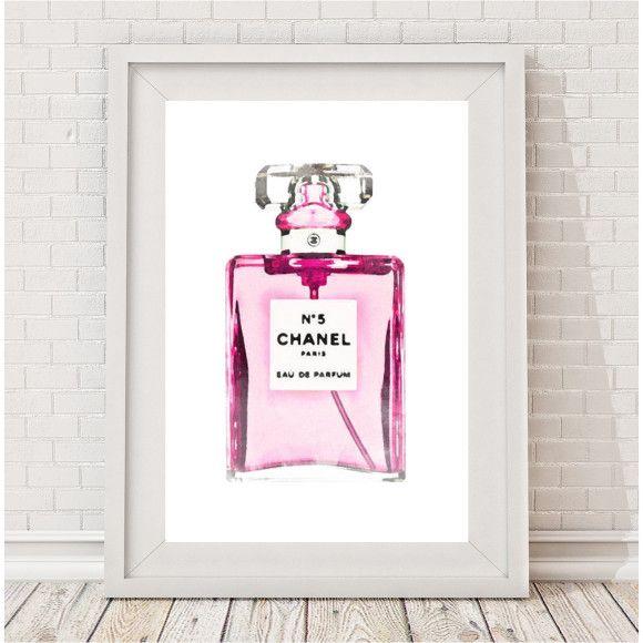 Design 1 - Chanel No 5