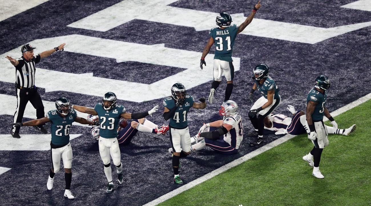 Philadelphia Eagles Titulos Resultados Historicos E Elenco Philadelphia Eagles Philadelphia New England Patriots