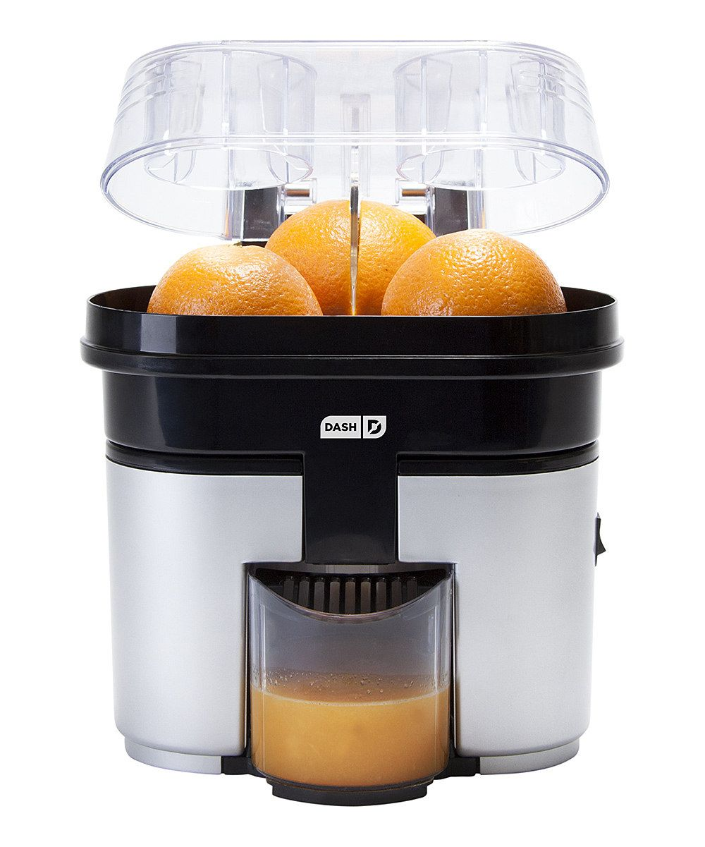 Love this DASH Silver Dual Electric Citrus Juicer by DASH on #zulily! #zulilyfinds