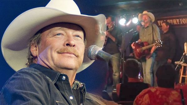 Alan Jackson Blue Moon Of Kentucky Live Video Blue Moon