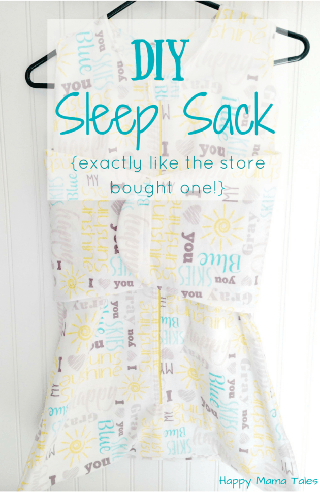 Diy Sleep Sack For Baby Diy Sleep Baby Sleep Sack Diy Baby Stuff