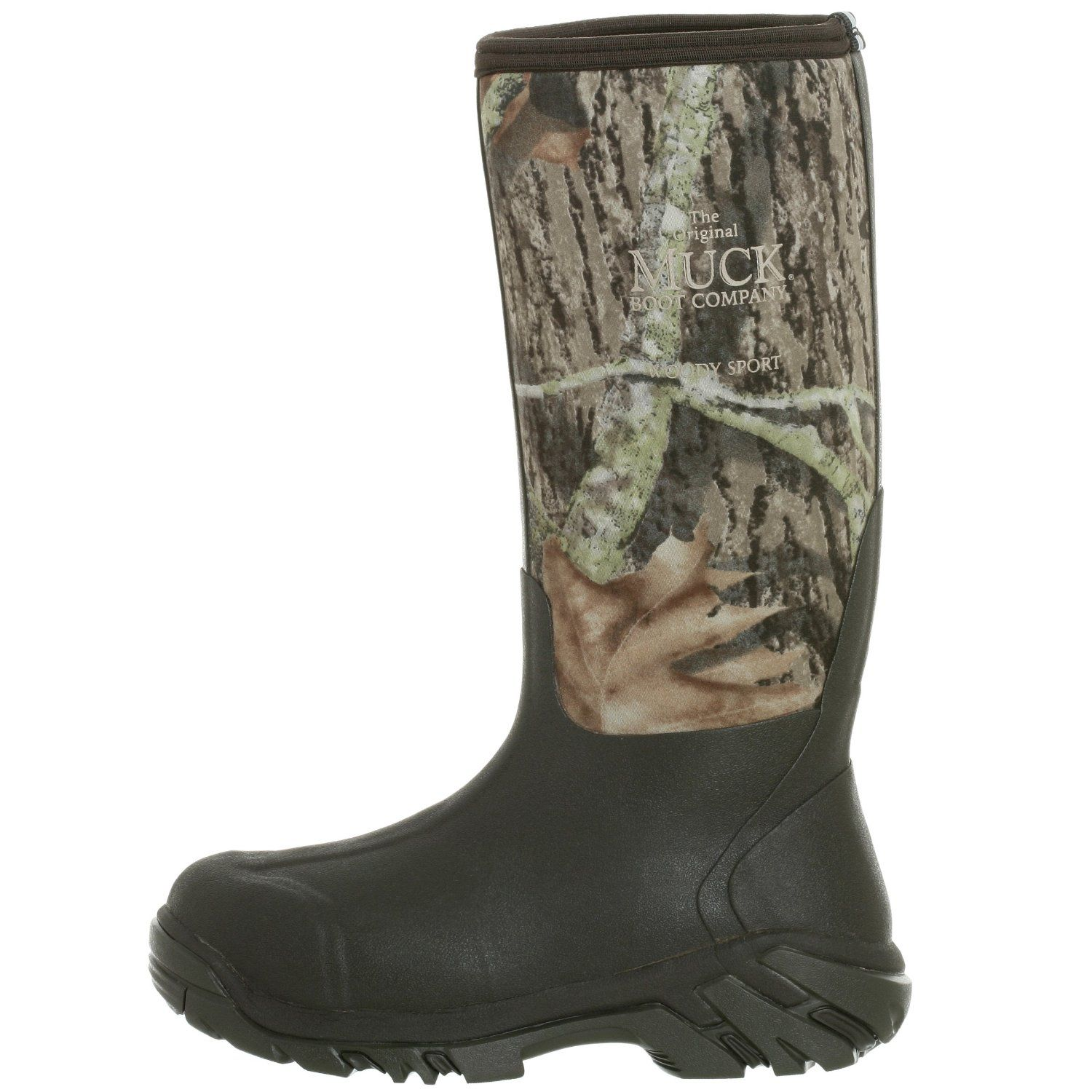 For AllTerrain boot needs, Muck Boot offers the Woody