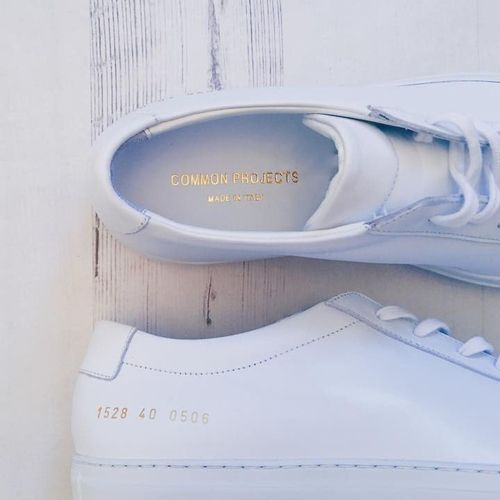 Common Projects Contemporary Content