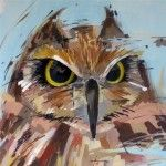 owl by Patrick Bremer