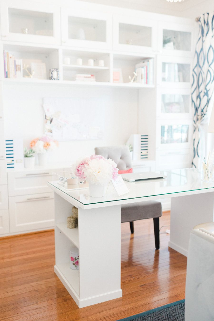 Home Office Tour of Hello Love Events Photography Office spaces