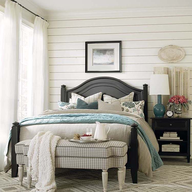 Bassetfurniture Com: The Chatham Poster Bed By Bassett Furniture Can Also Be