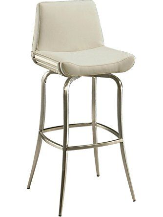 Strange Pastel Dg 219 26 Ss 978 Degorah Swivel Barstool Stainless Gmtry Best Dining Table And Chair Ideas Images Gmtryco